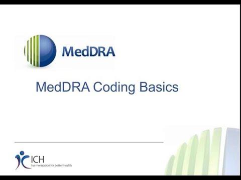 Curso de codificação básica - MedDRA